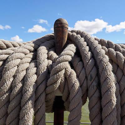 Photograph - The Ropes by Jouko Lehto