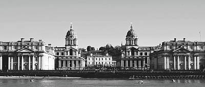 Photograph - The Royal Naval College by Pixabay