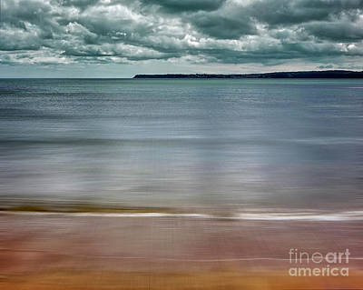 Photograph - The Sea by Edmund Nagele