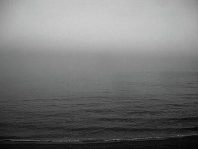 Photograph - The Sea Oh The Sea by Roger Cummiskey