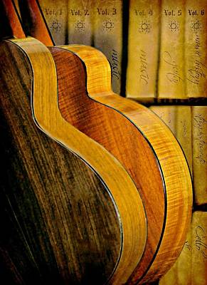 Photograph - The Shape Of Music by Diana Angstadt