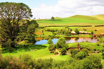 Photograph - The Shire by Kathryn McBride