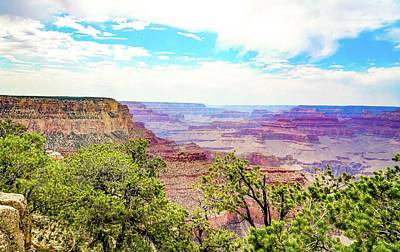 Journey Wall Art - Photograph - The South Rim by Ric Schafer