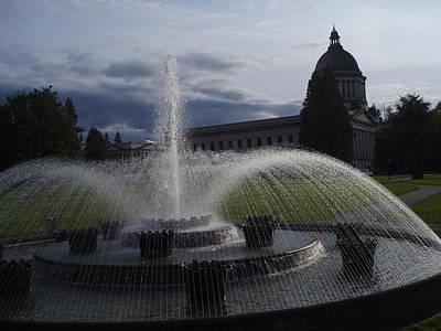 The State Capitol Building Premises Original
