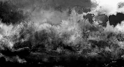 The Storm Original by Wolfgang Schweizer