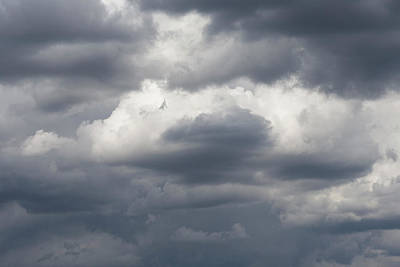 Photograph - The Storms Approach by David Pyatt