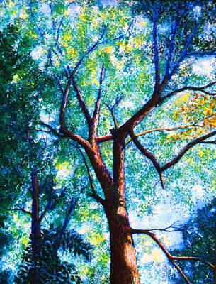 The Tree Art Print by Stan Hamilton