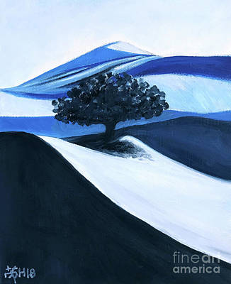 Painting - The Tree Of Life by Wonju Hulse