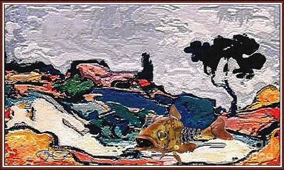 The Unimaginable Dream Of The Fish 22 Original