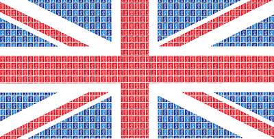 The Union Jack Original by Gary Hogben