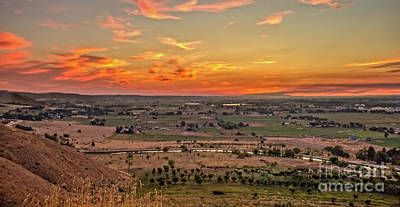Photograph - The View by Robert Bales