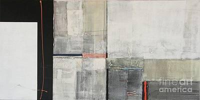 Painting - The Wall I by Nedko  Nedkov