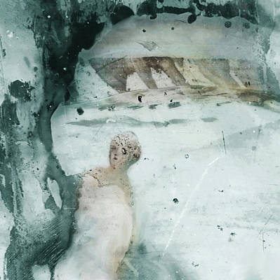 Mixed Media - The Wedding Night  by Viggo Mortensen