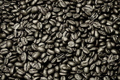 Photograph - The Whole Bean by Andy Crawford