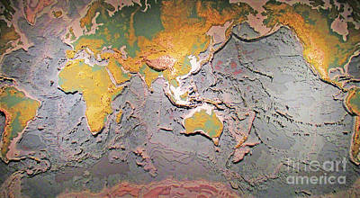 Photograph - The World by Randall Weidner