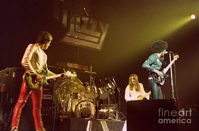 Photograph - Thin Lizzy 6 by Kevin Bohner