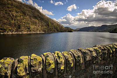 Lake District Wall Art - Photograph - Thirlmere by Smart Aviation