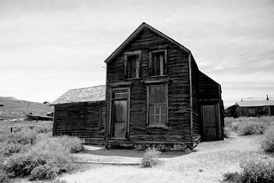 Photograph - This Old House by Michael Courtney