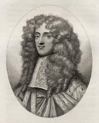 Thomas Osborne Drawing - Thomas Osborne 1st Duke Of Leeds Earl by Vintage Design Pics