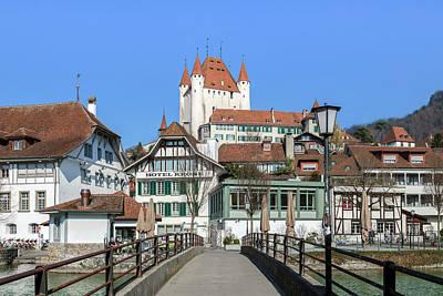 Bernese Photograph - Thun - Switzerland by Joana Kruse