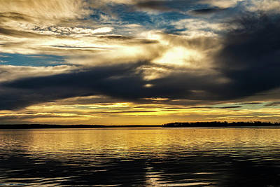 Photograph - Thunderbird Sunset by Doug Long