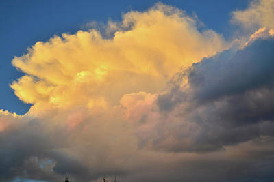 Photograph - Thunderhead by Ray Mathis