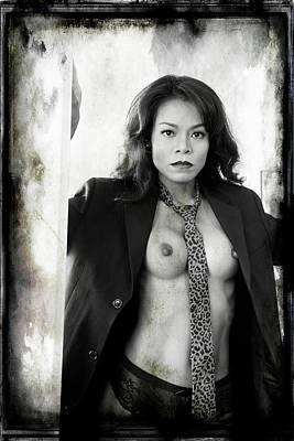 Photograph - Tie On Thai by Hugh Smith