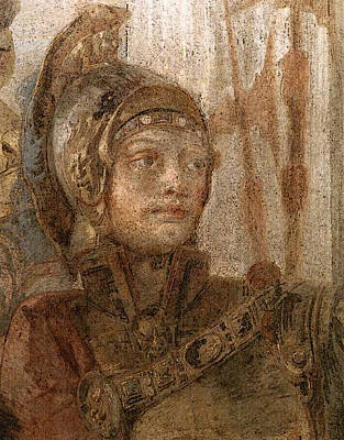 Digital Art - Tiepolo Palazzo Labia The Banquet Of Cleopatra  by Giovanni Battista Tiepolo