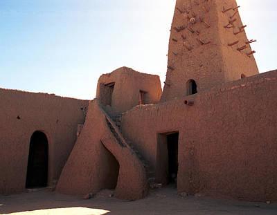 Scenery Photograph - Timbuktu 1995 by Huib Blom