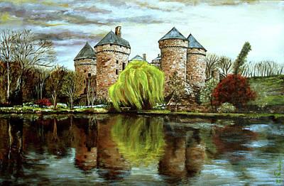 Painting - Time Stood Still by Elisabeth Dubois