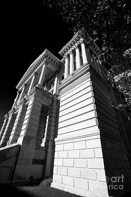 Photograph - Tippacanoe County Courthouse by David Bearden