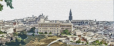 Photograph - Toledo Spain by Mindy Newman