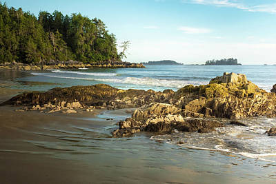 Photograph - Tonquin Beach by Crystal Hoeveler