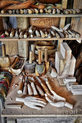 Photograph - Tools Of The Trade by Tim Gainey
