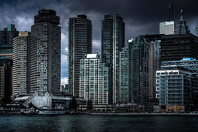 Photograph - Toronto Skyline by Nicky Jameson