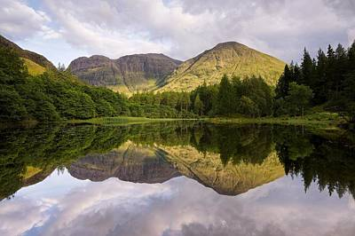 Photograph - Torren Lochan by Stephen Taylor
