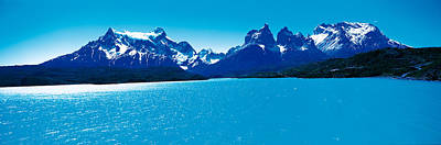 Torres De Paine National Park Chile Print by Panoramic Images
