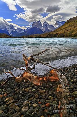 Torres Del Paine 17 Art Print
