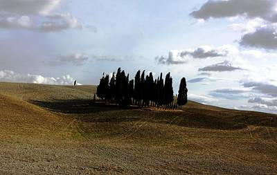 Art Print featuring the photograph Toscana by Pat Purdy