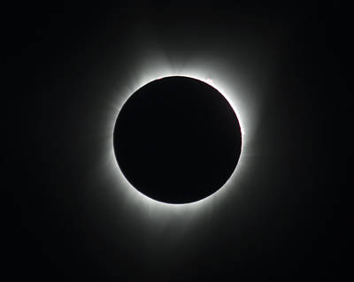Photograph - Totality by John King