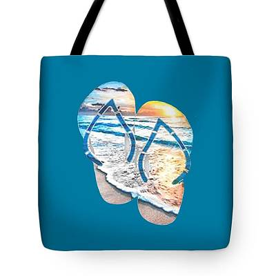 Painting - Tote by Herb Strobino
