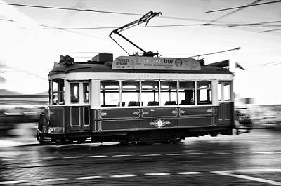 Photograph - Touring Tram by Carlos Caetano