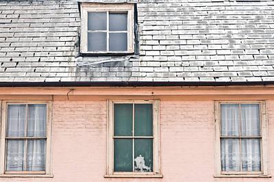 Attic Wall Art - Photograph - Town House by Tom Gowanlock