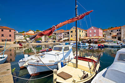 Photograph - Town Of Sali On Dugi Otok Island by Brch Photography