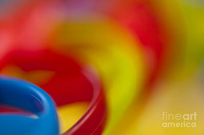 Photograph - Toy Abstract by Jim Corwin
