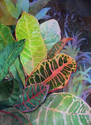 Painting - Trailblazers by Kris Parins