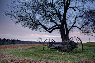 Photograph - Tranquility by Dan Poirier
