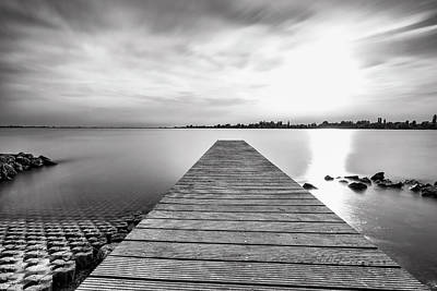 Photograph - Tranquility by Nadia Sanowar
