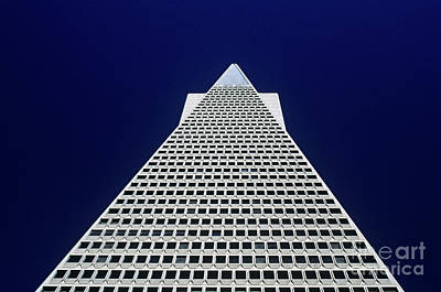 Photograph - Transamerica Pyramid by Jim Corwin