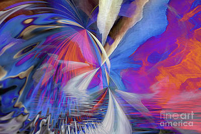 Digital Art - Transition 2016 by Margie Chapman